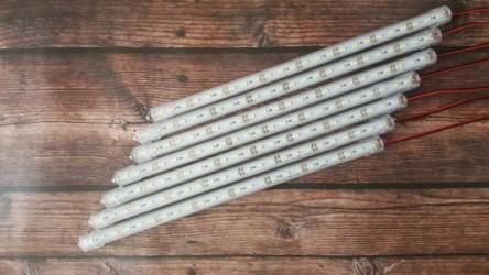 Pack Néons Leds 50cm 1 étage(s)-3 colonne(s)