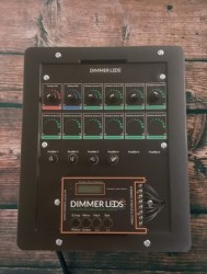 Dimmer BASIC 4 Zone(s) 15m Leds