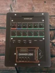 Dimmer BASIC 8 Zone(s) 5m Leds