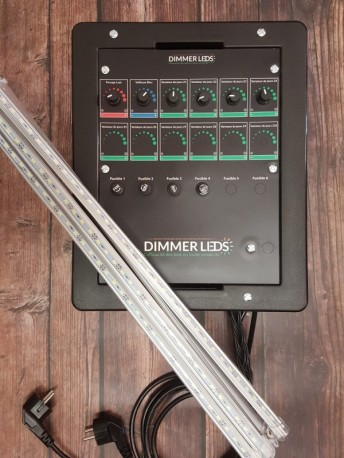 Dimmer ECO 9 Zone(s) 30m Leds