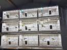 Batterie élevage Terenziani avec Éclairage Dimmer-leds Ref 039