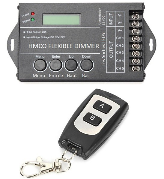 TELECOMMANDE HMCO FLEXIBLE DIMMER